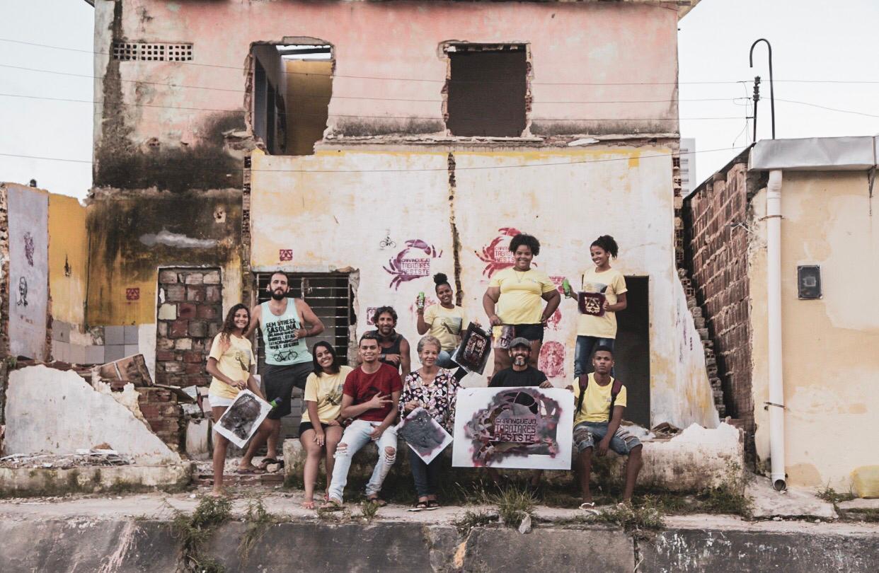 Contemplados Do Edital: 5. Caranguejo Tabajares Resiste + CPDH – Recife (PE)